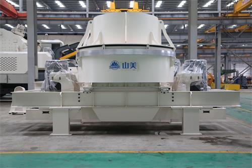 VSI系列大型石头制砂机